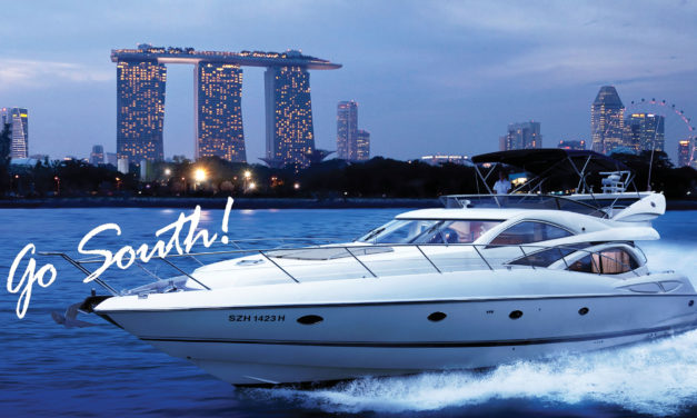 Aqua Voyage offers one of the plushest charters to explore