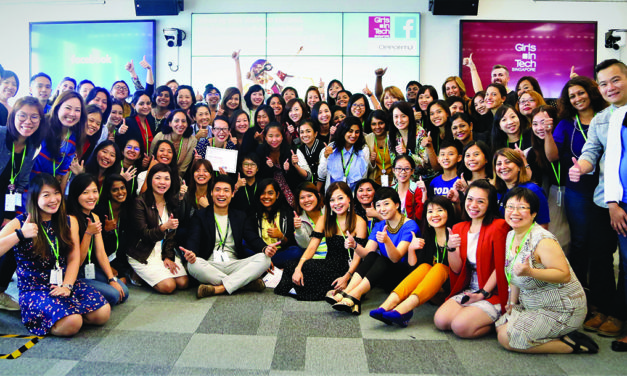 The Girl in Tech  –  New Frontiers  for Women