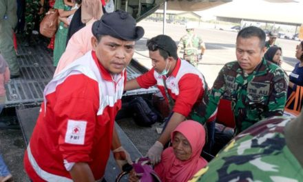 SULAWESI EARTHQUAKE  Singapore Red Cross Launches Fundraising Appeal