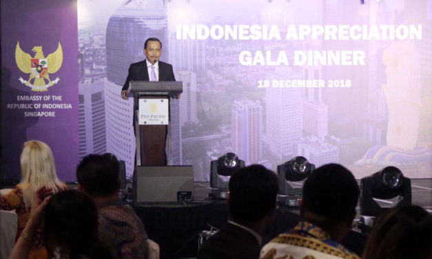 A Big 'Thank You' from the Indonesian Embassy