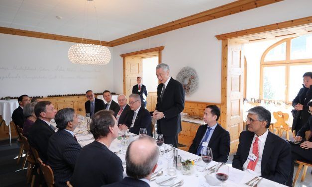 Visit by Prime Minister Lee Hsien Loong to Davos, Switzerland for the World Economic Forum Annual Meeting, 20 to 24 January 2020