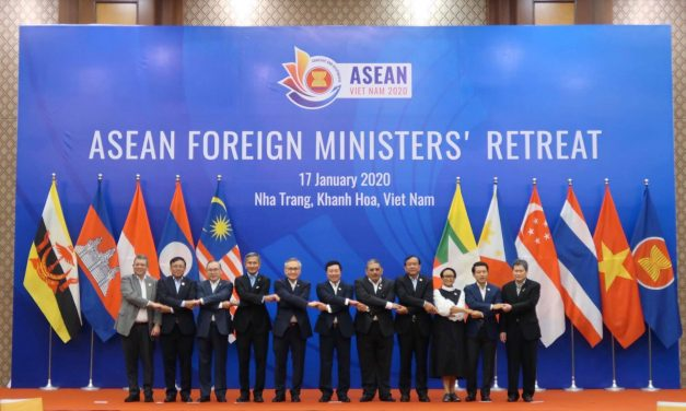 Visit by Minister for Foreign Affairs Dr Vivian Balakrishnan to Nha Trang, Vietnam, for the ASEAN Foreign Ministers' Retreat – 15 to 17 Jan 2020