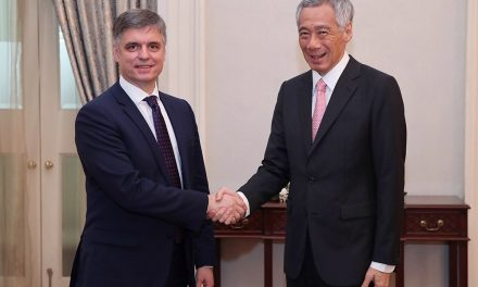 Official Visit of Minister of Foreign Affairs of Ukraine, His Excellency Vadym Prystaiko, 12 to 14 January 2020