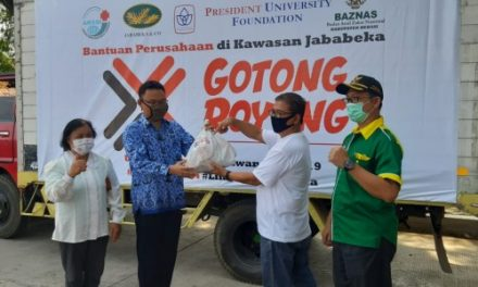 Indonesian Corporates Extend Helping Hand to Communities