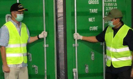 COMBATING COVID -19: Indonesia Supplies for Singapore Quarantine Facilities