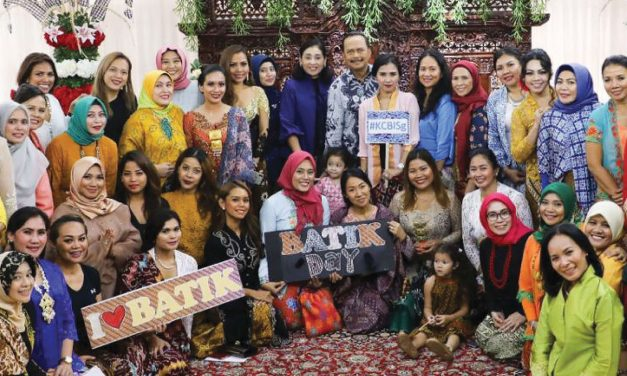 KCBI Proudly Celebrates  First National Batik Day