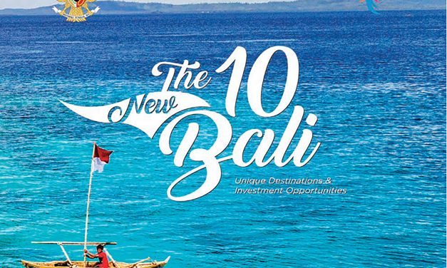 THE 10 NEW BALI UPDATED FOR MASS TRAVEL MARKET